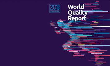 word quality report pr