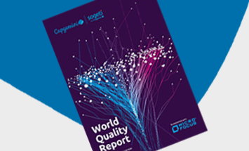World Quality Report 2020-21: QA transformation is accelerating